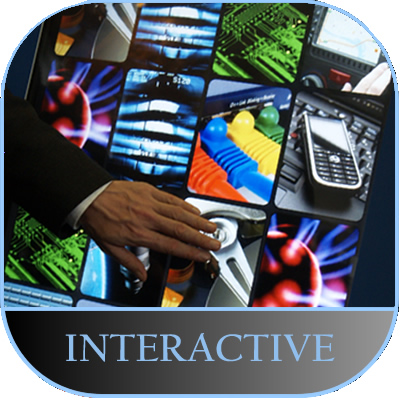 interactive display division